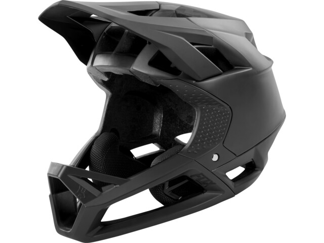 Fox Proframe Matte Full Face Helmet Herre black